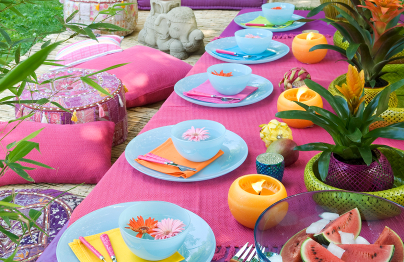 La fiesta de verano perfecta