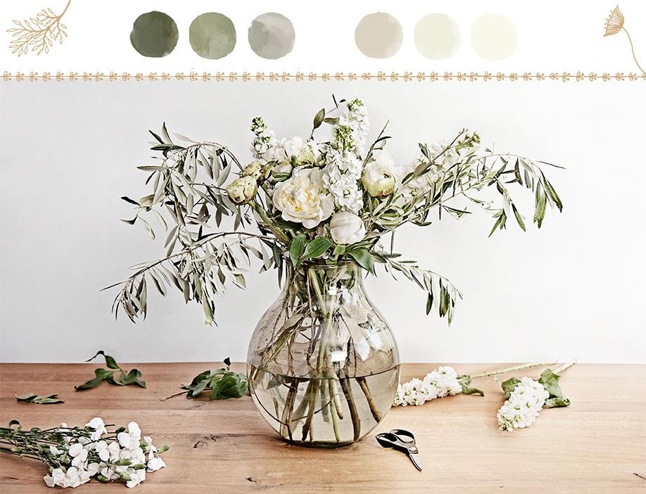 DIY-Westwing-ramo de flores-junio-blanco-1