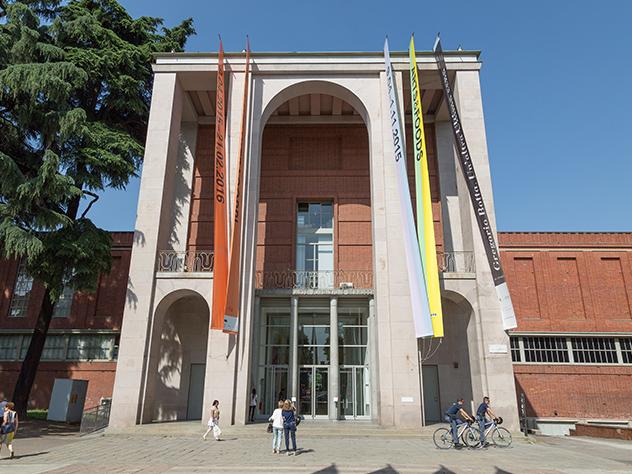 La Triennale di Milano.