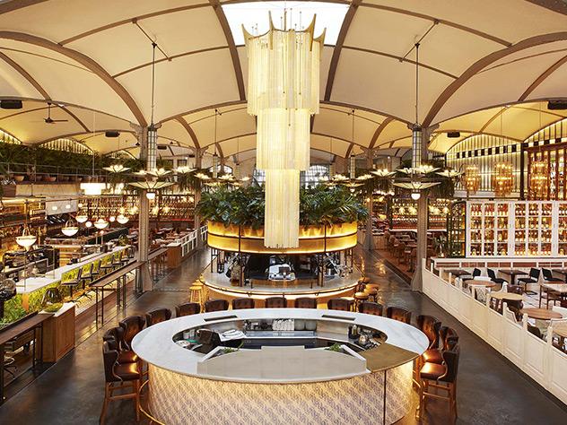 El Nacional es el primer restaurante multi-espacio de Barcelona