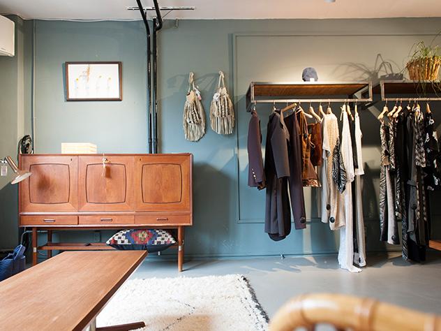 El Hutspot es un centro comercial con una combinación de diseño de interior, moda y cosas para el día a día.