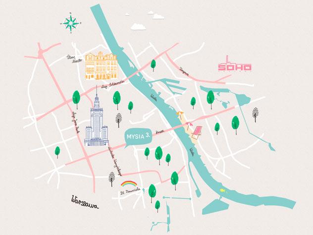 Mapa_Varsovia