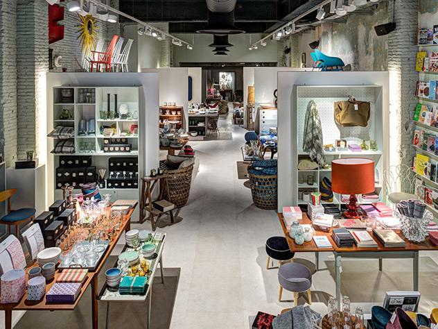 Jaime Beriestain es un nuevo concept-store en Barcelona