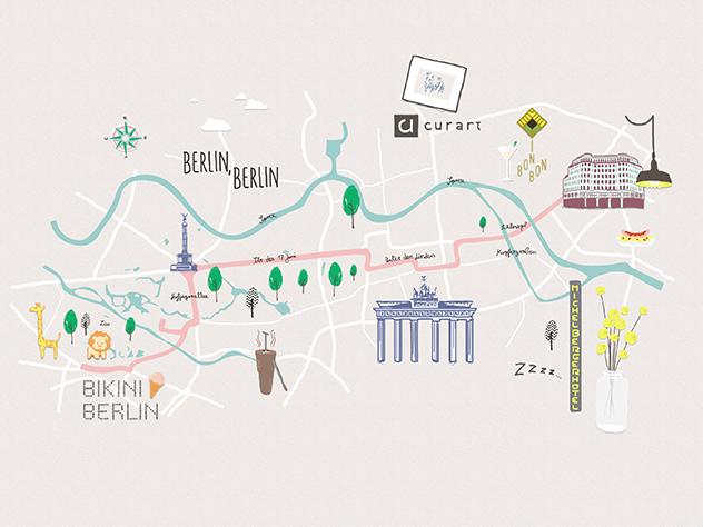 Berlín, ciudad vibrante