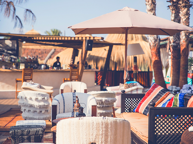 10 terrazas con estilo 'made in Spain'