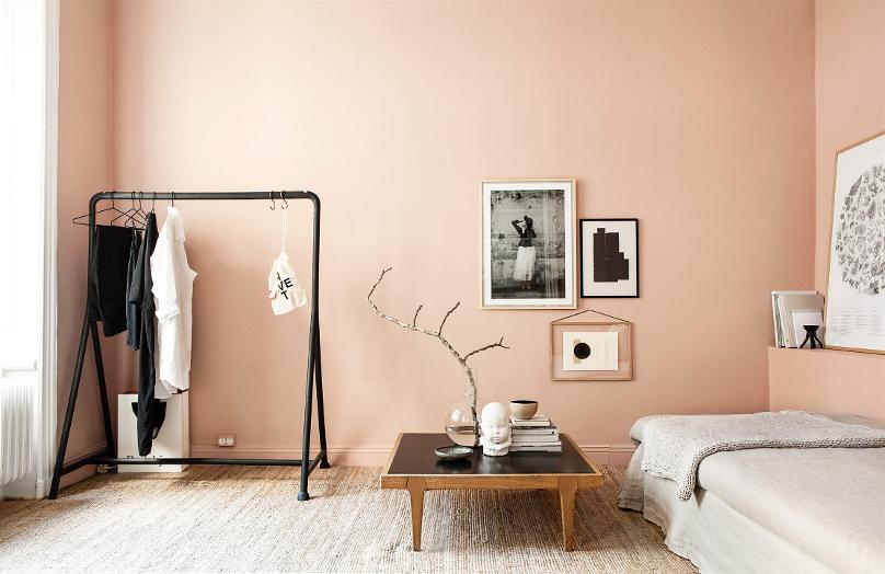 La vida en rosa en Estocolmo