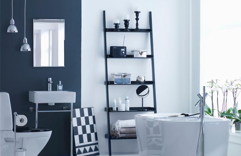 6 ideas originales para darle un nuevo look a tu baño