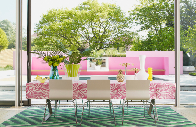 Las alfombras son para el verano ¡y las terrazas!