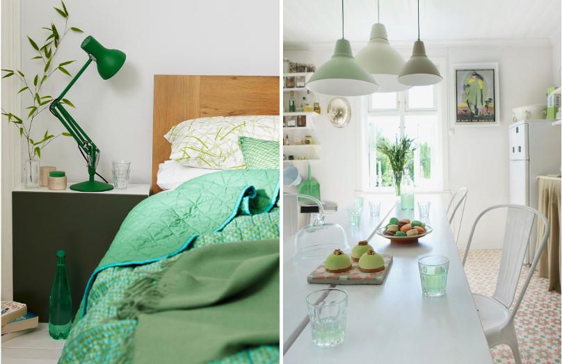 Refrescante verde menta para casa   westwing magazine