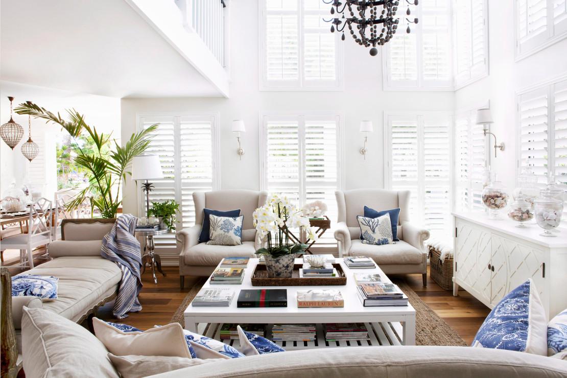 Una Casa De La Playa Para Cada Estilo Westwing Magazine # Muebles Costera