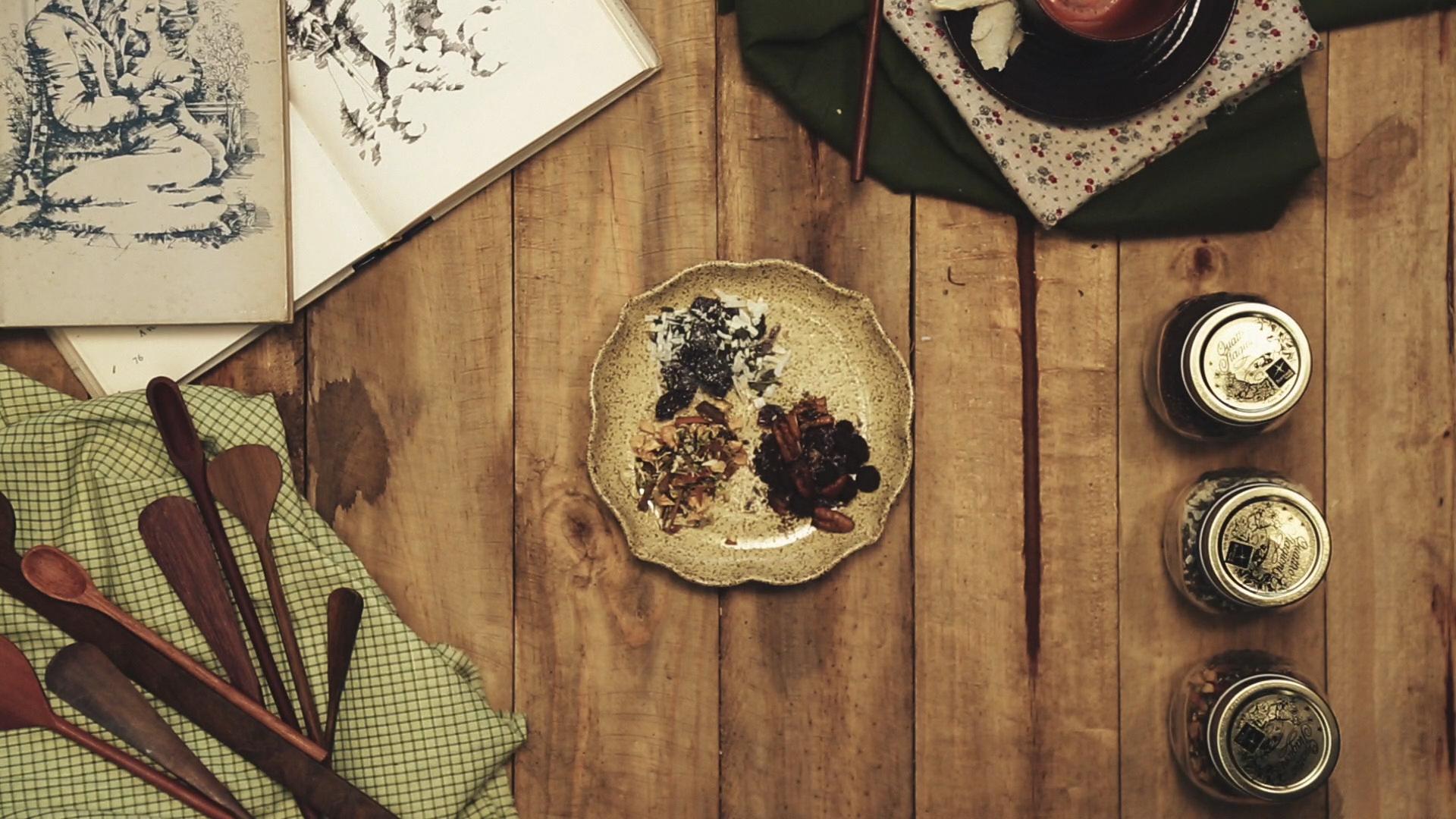 La hora del té mezclas
