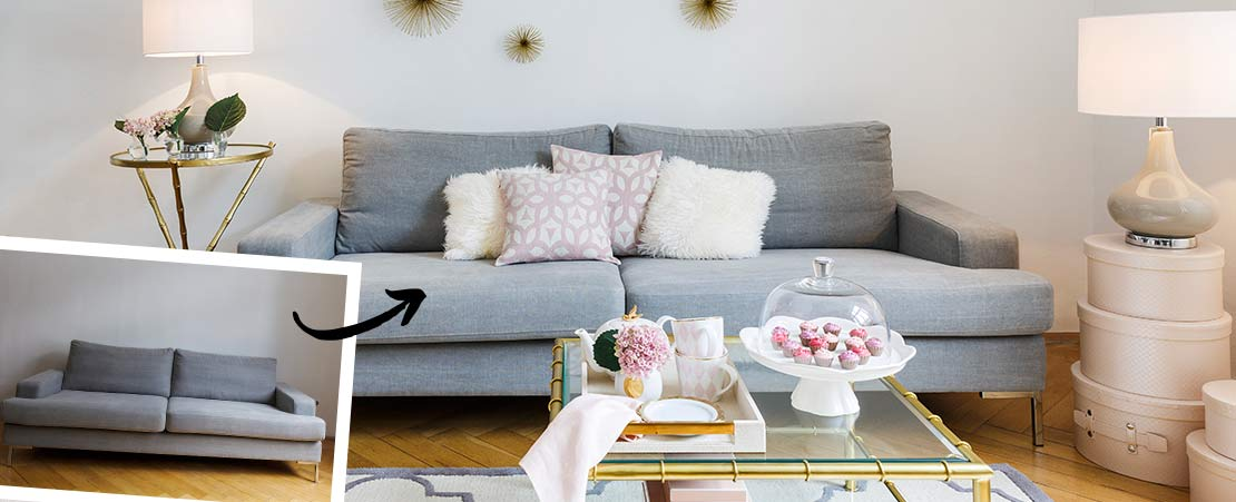 Cuatro estilos para decorar el sal n westwing magazine Sofas con estilo
