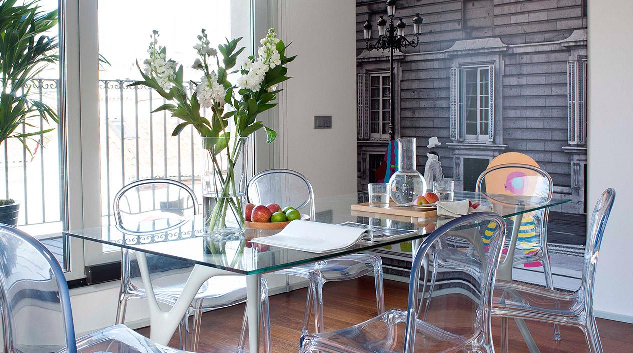 Cada uno de los apartamentos ha sido diseñado y decorado por el propio fundador Eric Vökel, colaborador de los grandes estudios de diseño nórdico.
