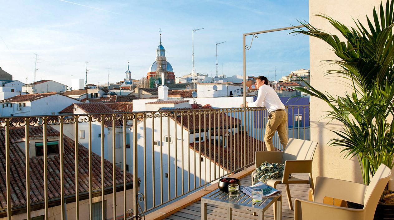 La luz y el confort crean los espacios de todos los apartamentos de Eric Vökel.