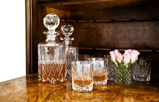 Confort escocés, también a la hora de disfrutar el whisky