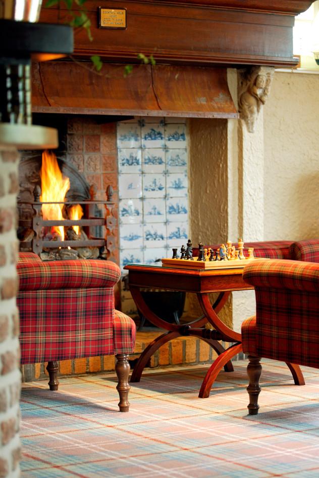 Confort escocés en casa