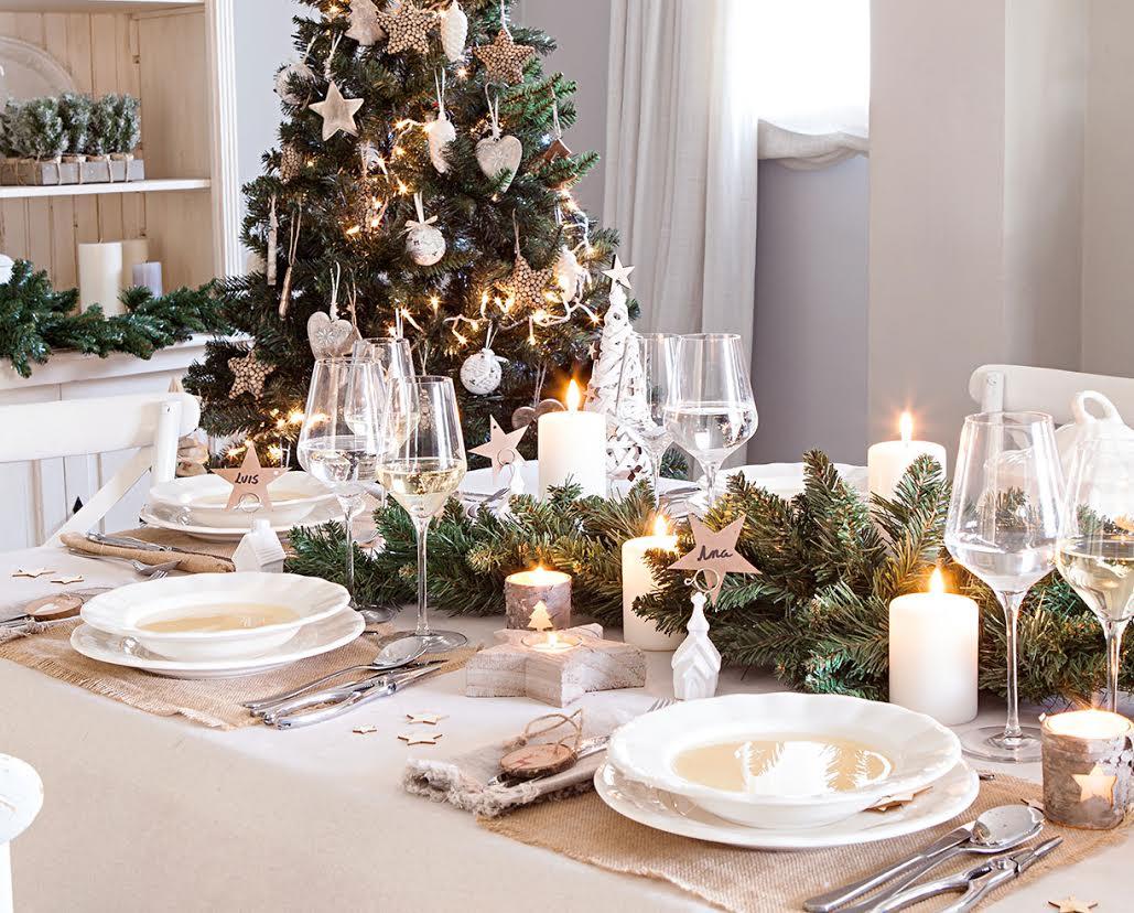 C mo decorar la mesa de navidad westwing magazine - Mesa para navidad decoracion ...