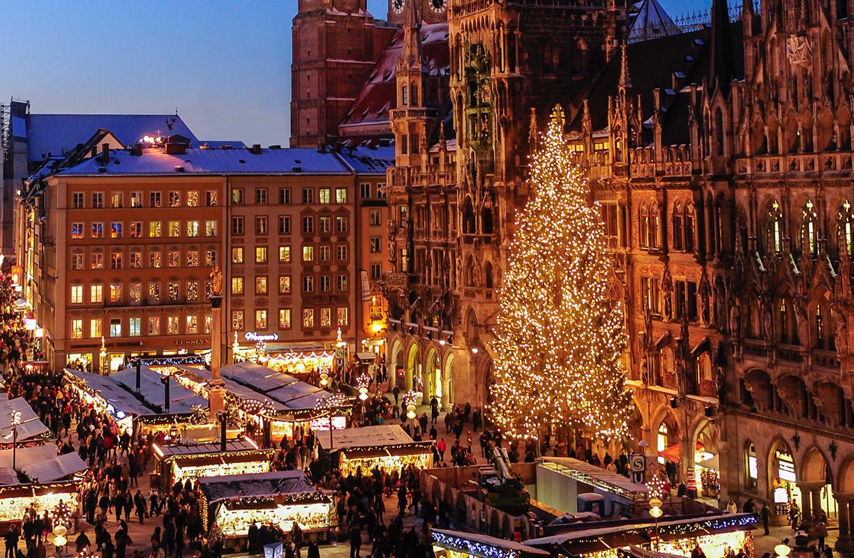 Mercadillos navideños con encanto_4_Munchen