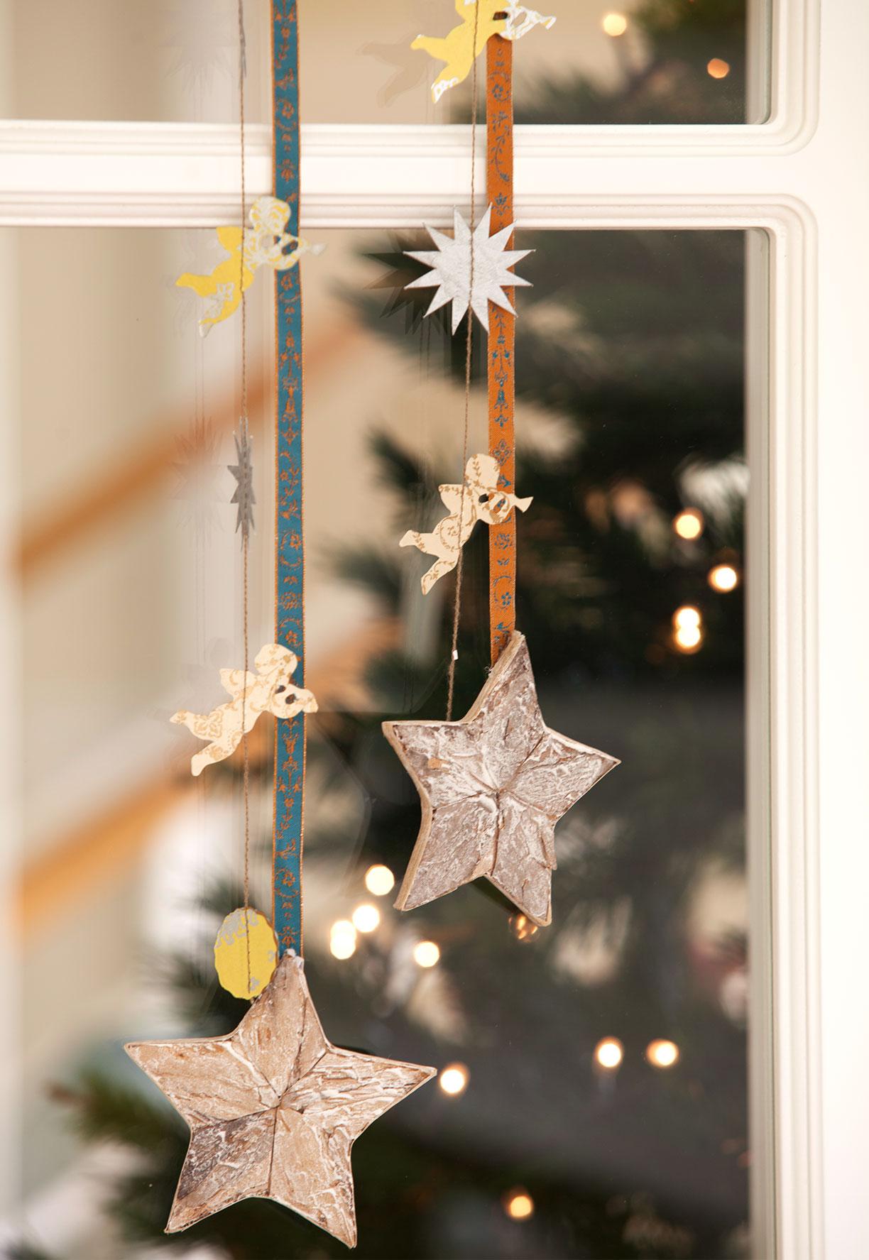 Decorar una casa peque a por navidad westwing magazine - Una casa para navidad ...
