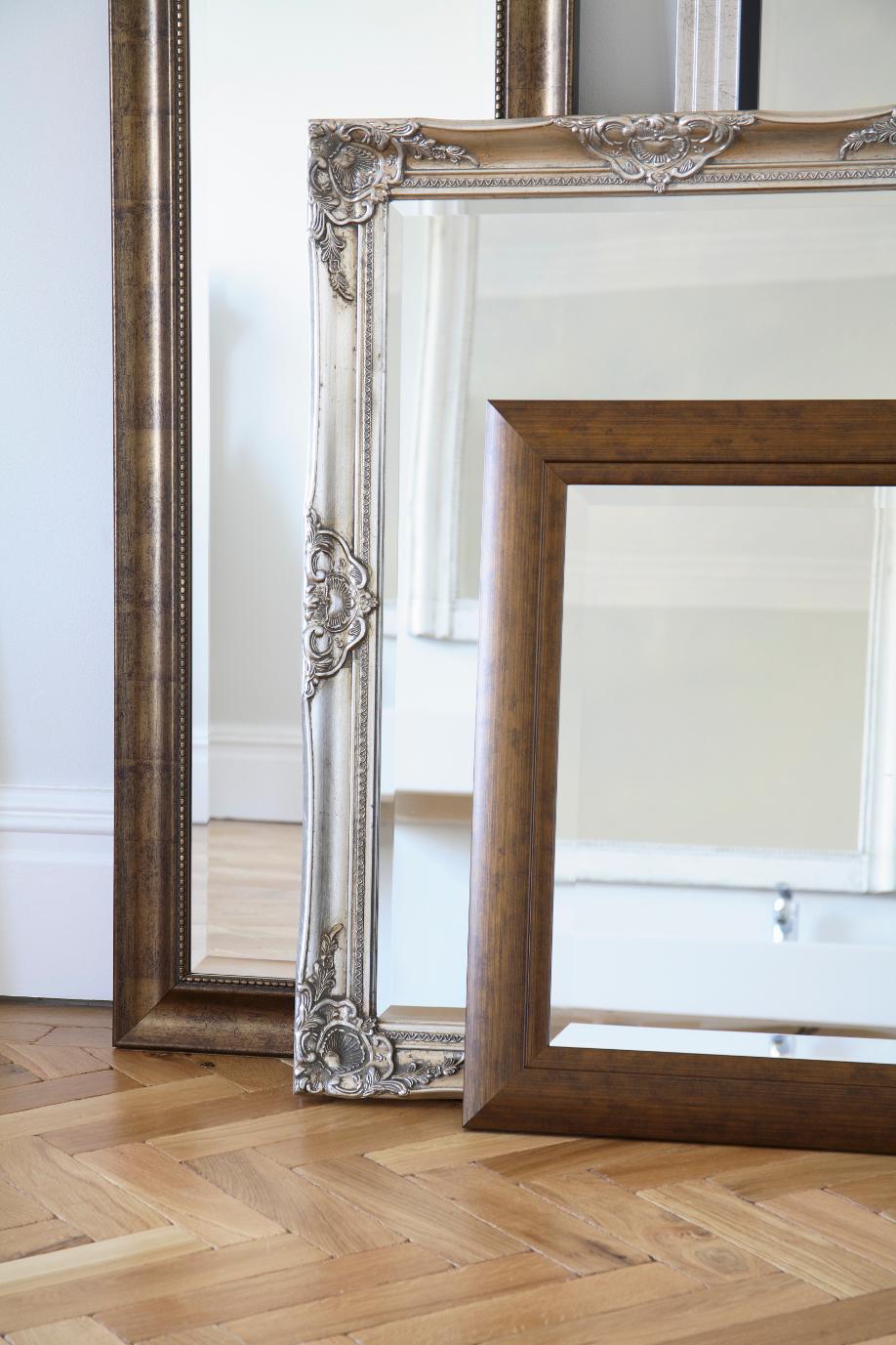 5 ideas para decorar con espejos varios