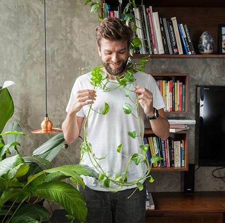 André Klotz, un fotógrafo con alma de interiorista