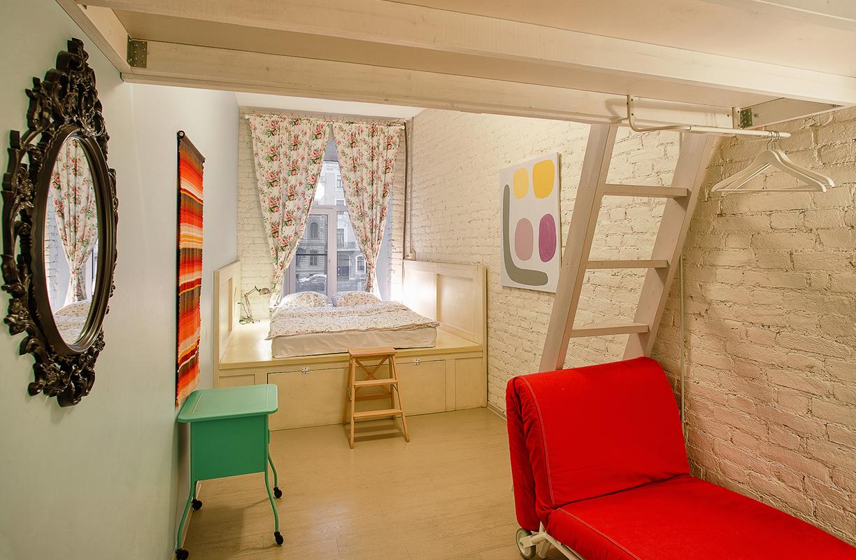 Cada habitación es una propuesta decorativa totalmente distinta, con un estilo propio que sorprende