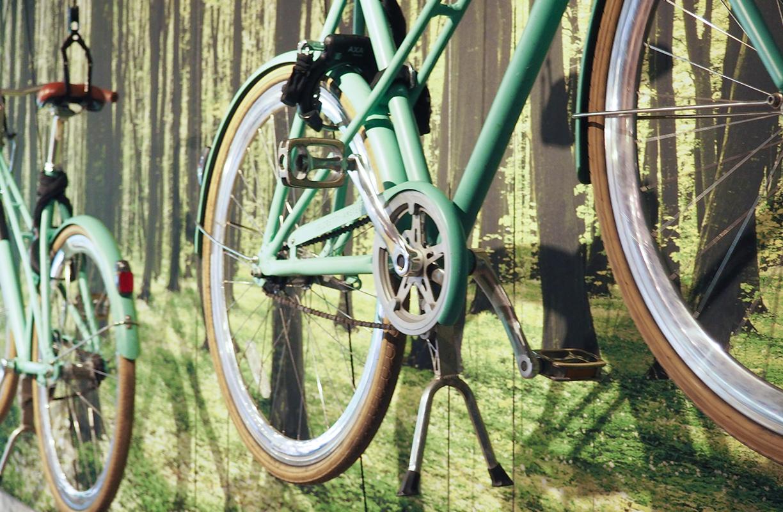 Ámsterdam se mueve en bicicleta, una propuesta ecológica a la que se suman todos los hostales de la ciudad, también Ecomama