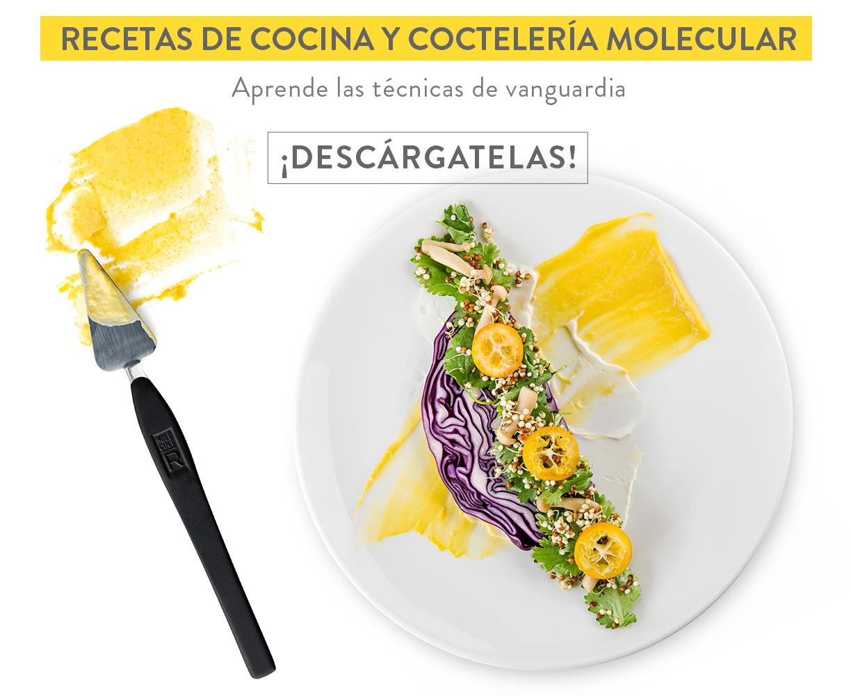 Cocina molecular westwing magazine for Tecnicas de cocina molecular