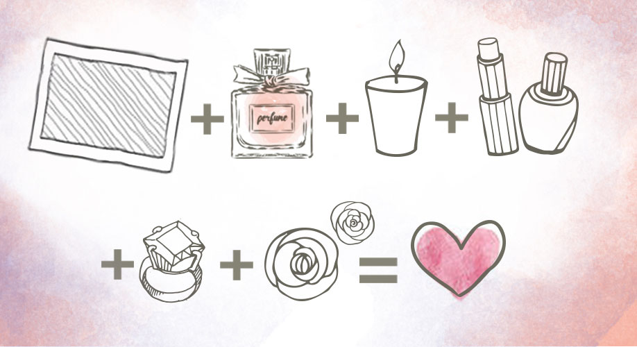 bandejas para perfumes fórmula