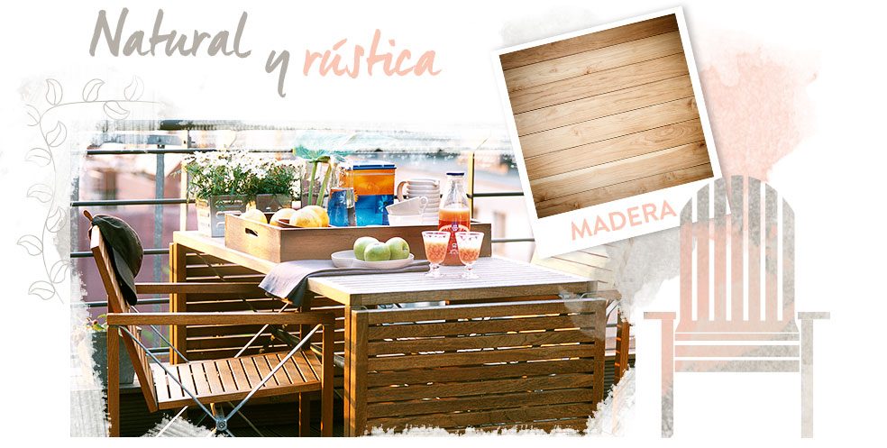 Gu a de muebles de balc n y jard n westwing magazine for Muebles para balcon exterior