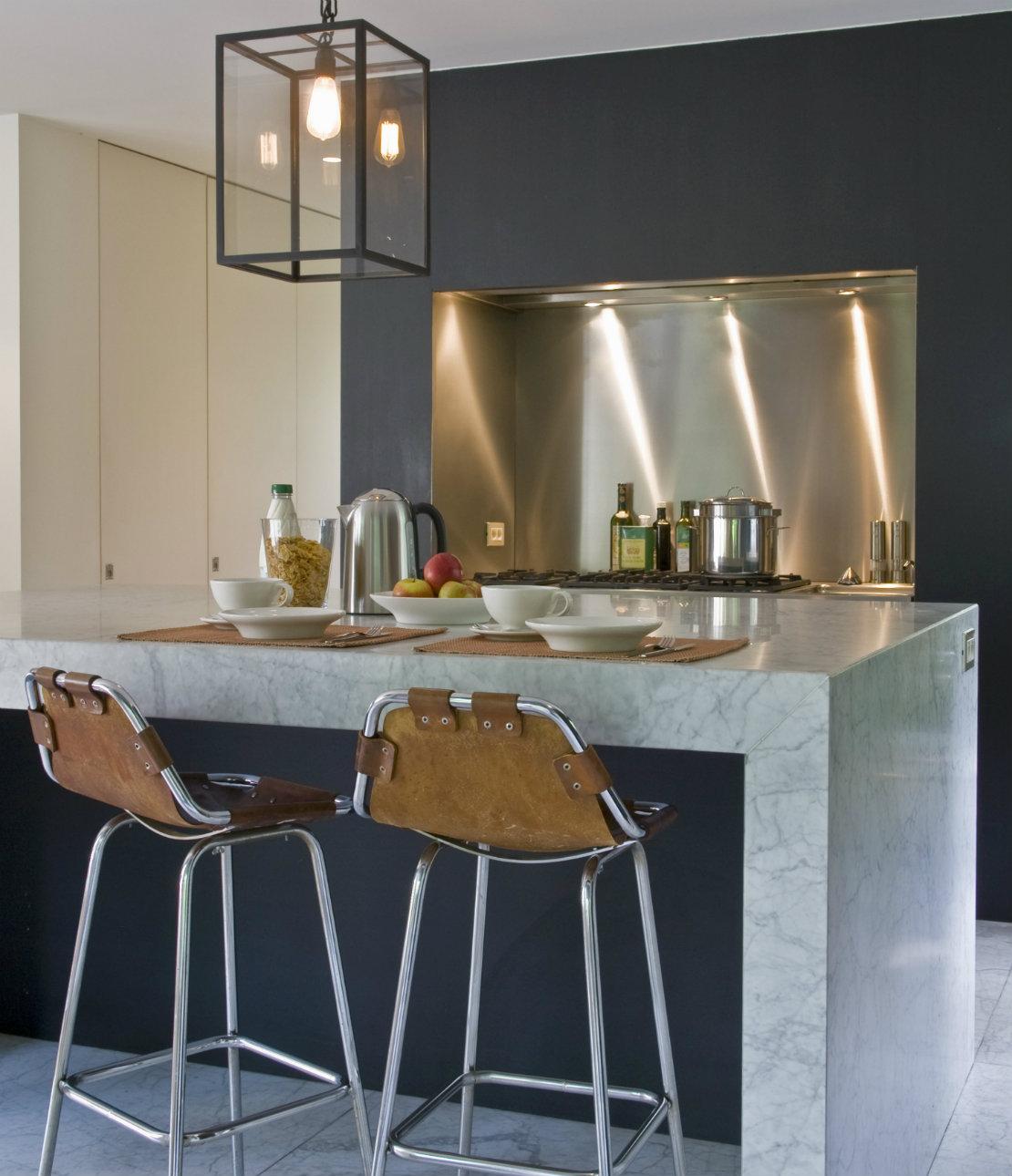 Westwing mármol en la cocina combinado
