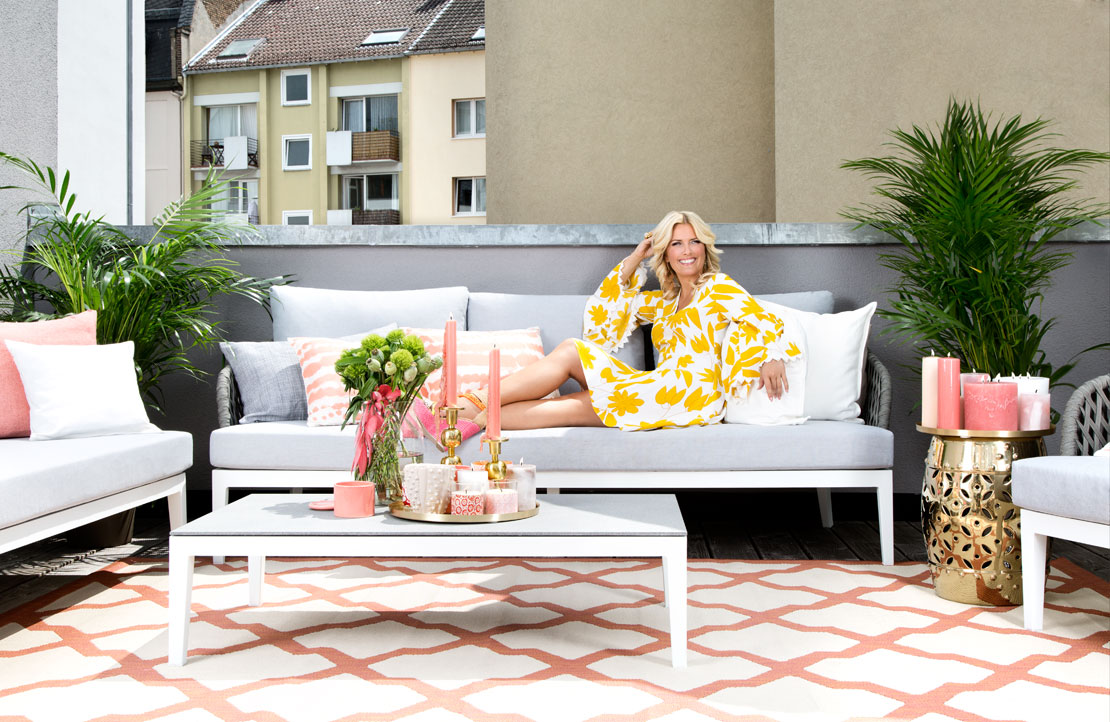 Westwing terraza perfecta verano alfombras