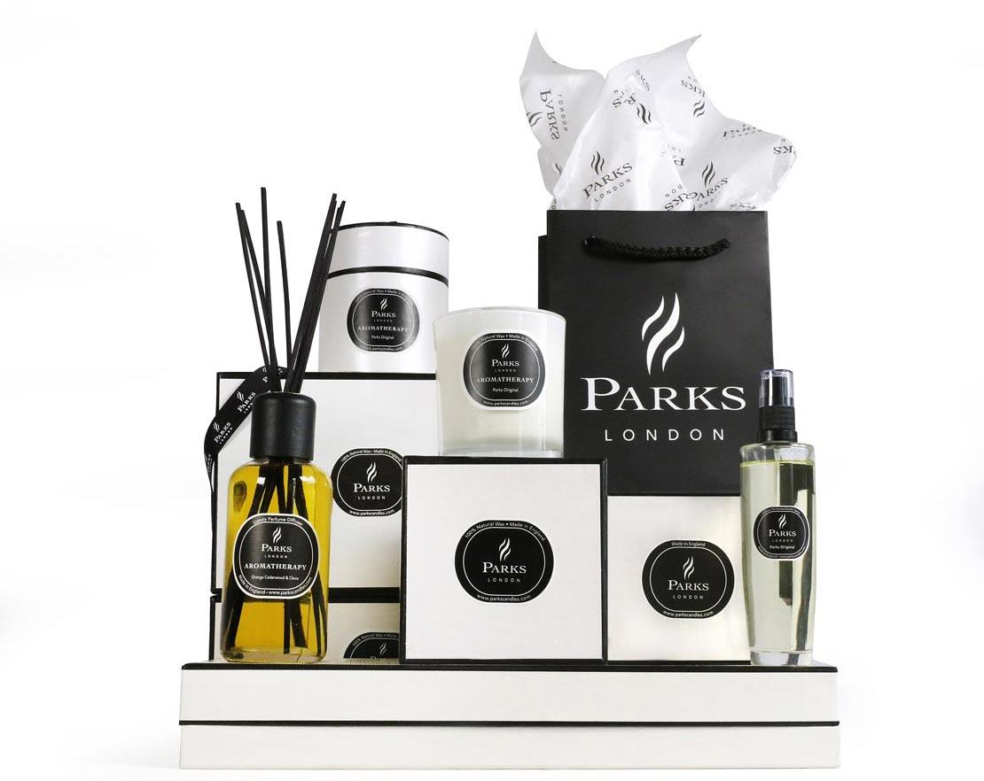 Parks London serie aromaterápia