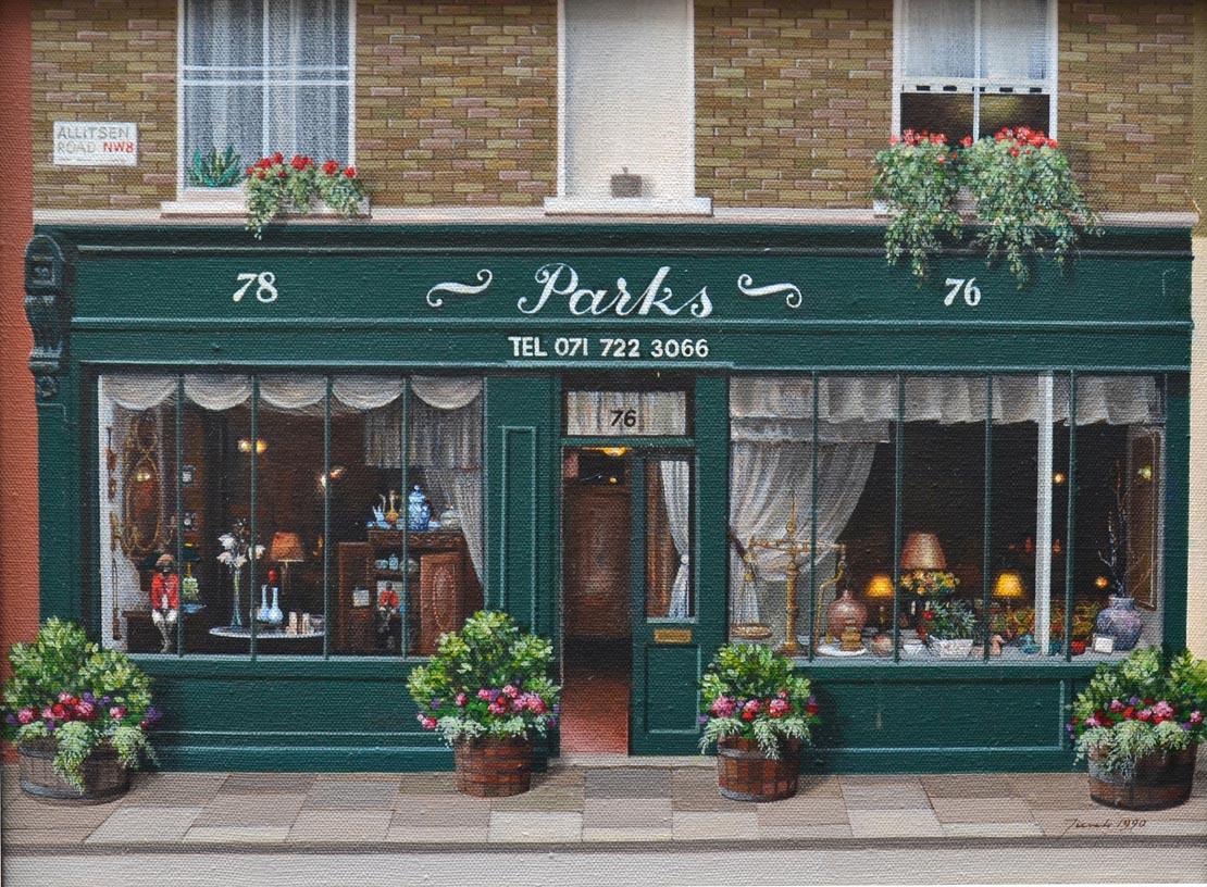 Parks London tienda