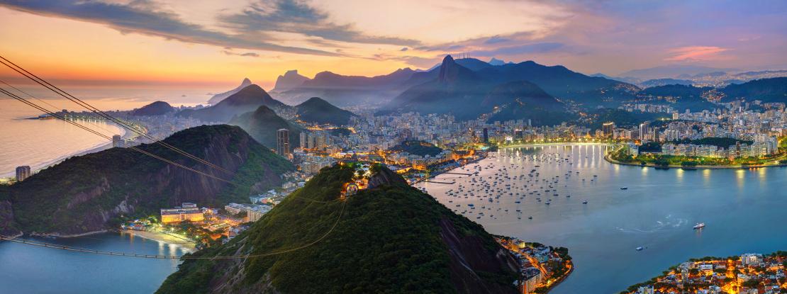 Río de Janeiro vista