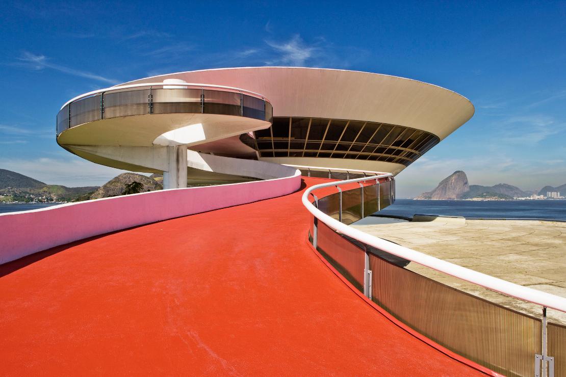 Río de Janeiro museo contemporáneo