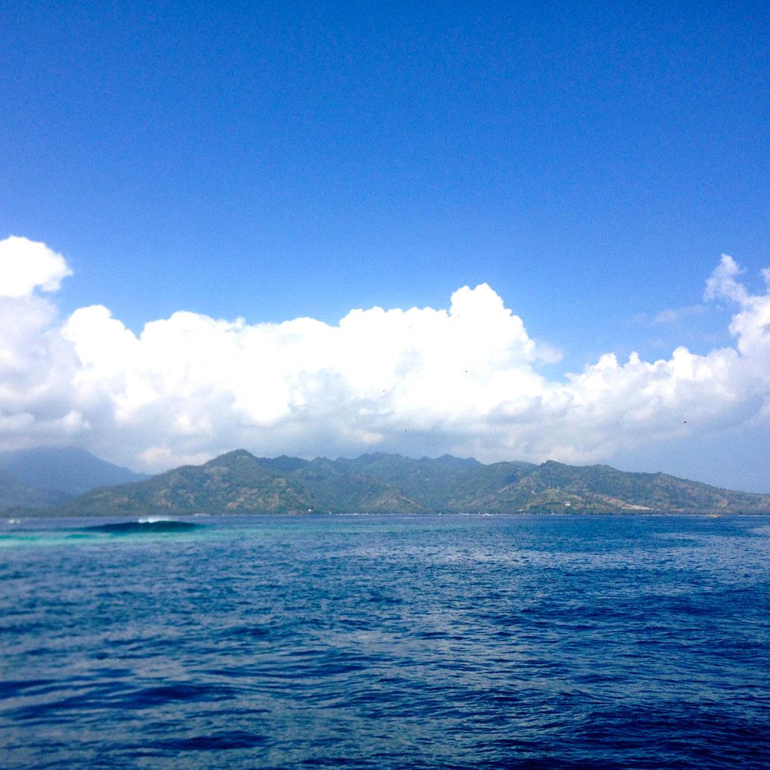Vacaciones en Bali islas Gili