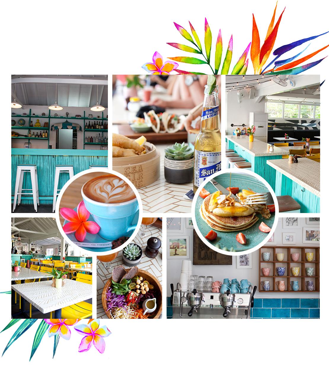 Vacaciones en Bali restaurantes