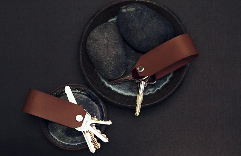 Especial cuero: tres accesorios DIY
