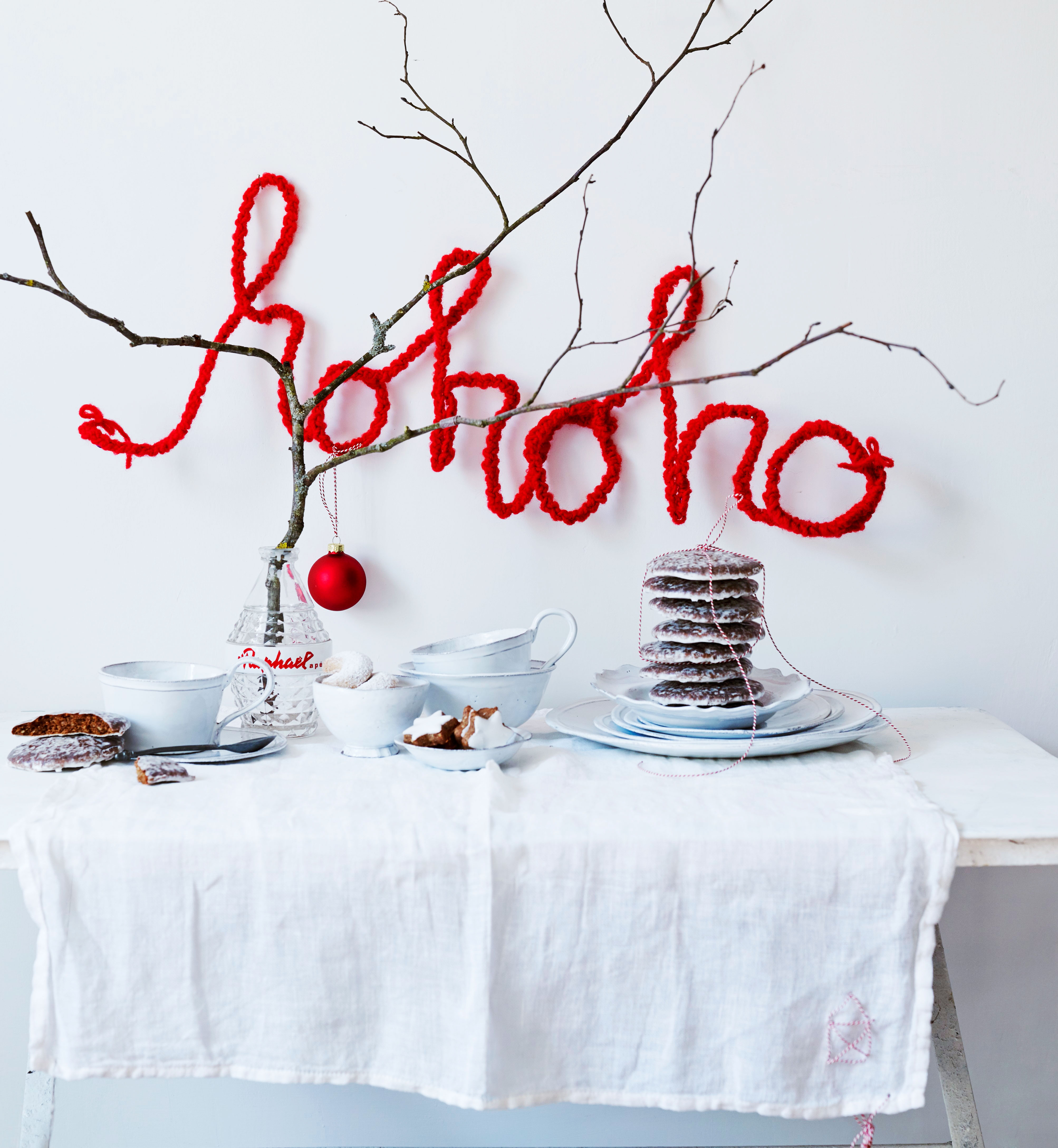 buffet de navidad