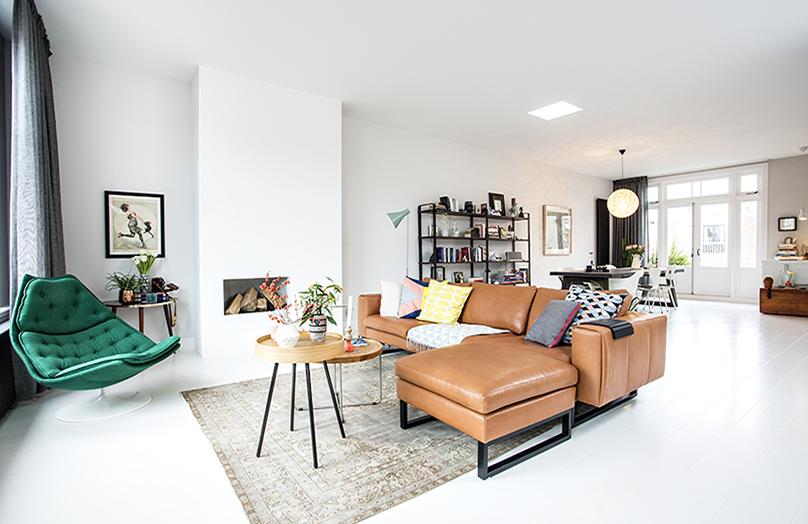 5 maneras de renovar la decoración de tu casa sin esfuerzo