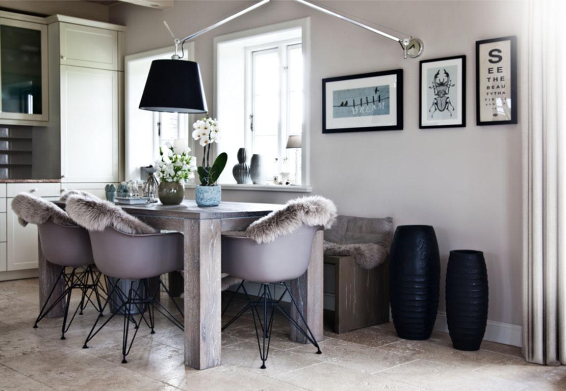 Habitaciones que inspiran comedor