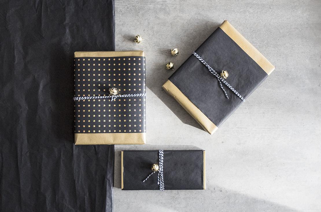 Ideas para envolver regalos de Navidad para hombre
