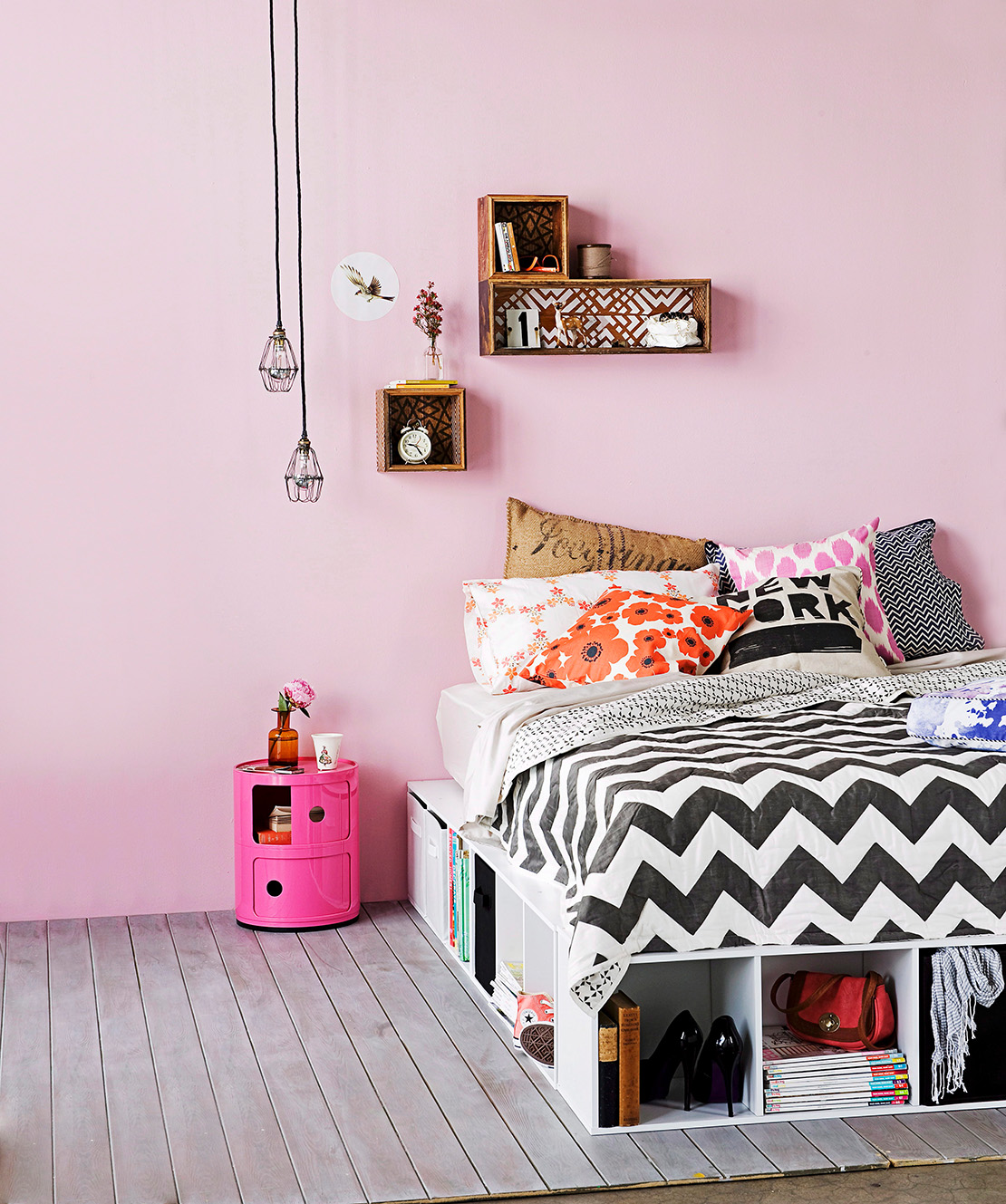 Cosas que los hombres no quieren en casa cosas rosas