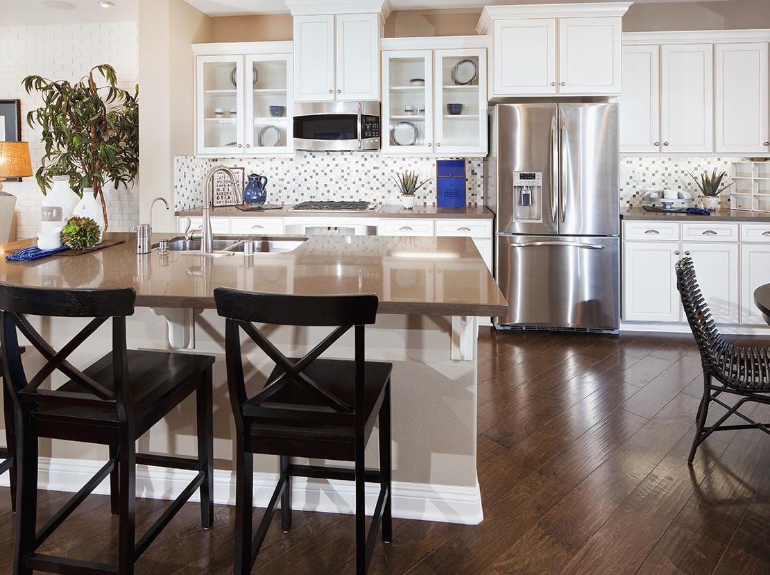consejos para una cocina reluciente y ordenada