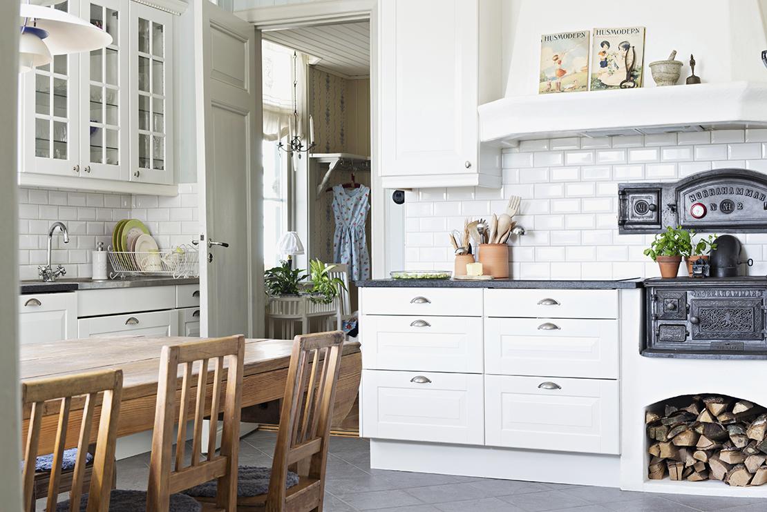 consejos para una cocina reluciente y espaciosa