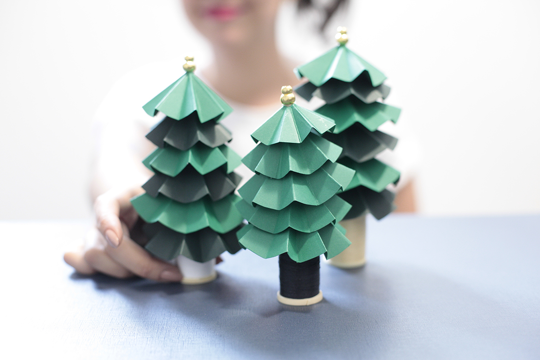 Accesorios DIY para la mesa de Navidad