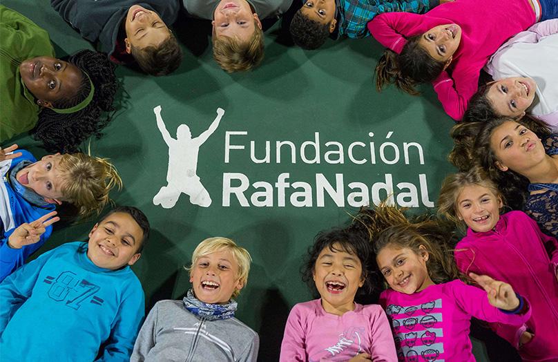 Fundación Rafa Nadal: educación a través del deporte
