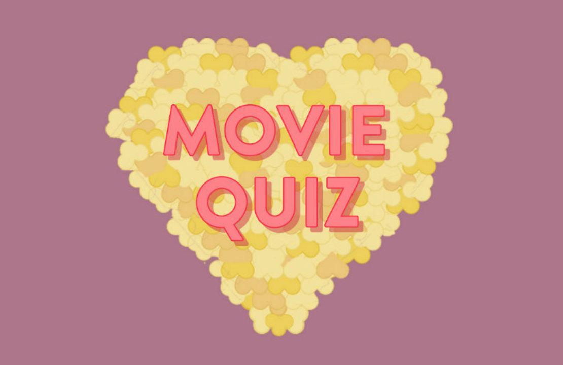 quiz de películas románticas