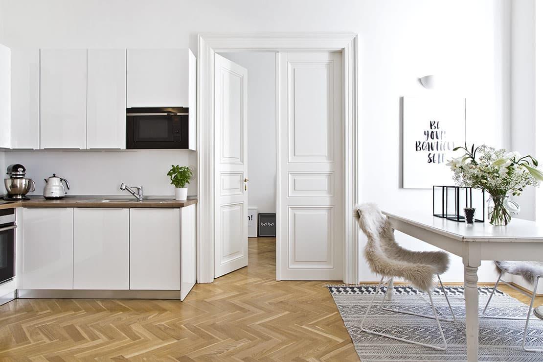 Un piso se orial de estilo n rdico westwing magazine - Piso estilo nordico ...
